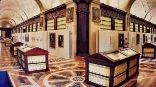 Visita al Archivo de Indias