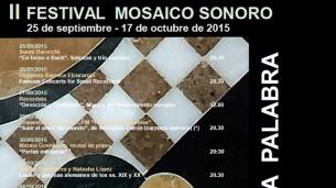 II Festival Mosaico Sonoro en la Fundación Cajasol