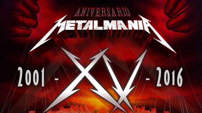 Metalmania tributo a metallica en la sala malandar for Sala malandar