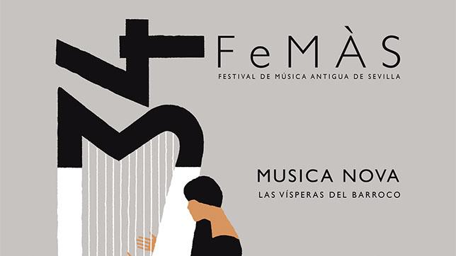 «FeMÀS 34», el Festival de Música Antigua de Sevilla